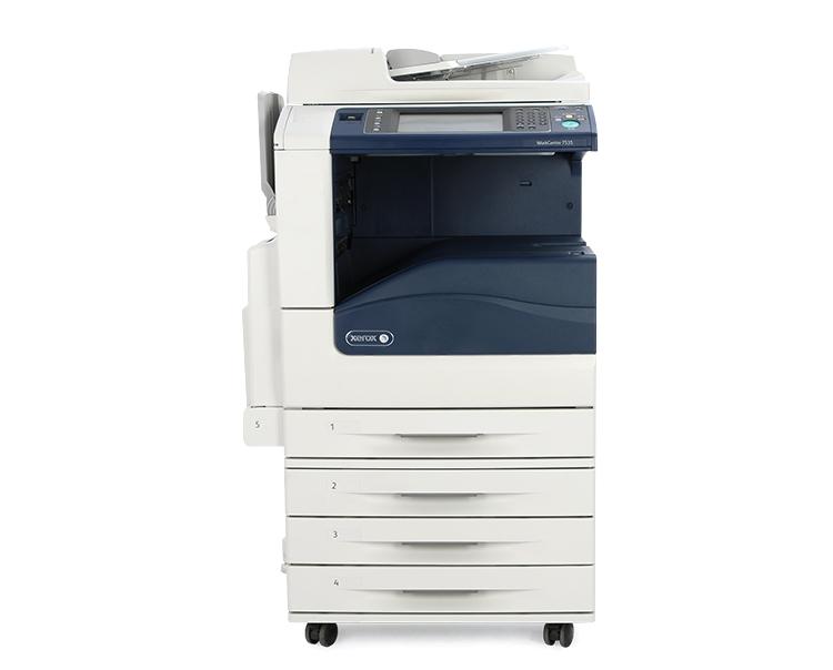施乐XEROX5575A3多功能复印网络高速打印扫描一体机速度55页每分钟租赁出租用机型