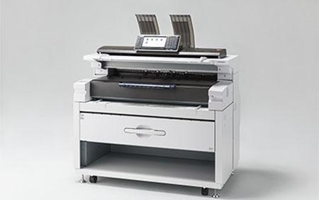 理光(Ricoh)MP W6700SP 宽幅黑白工程多功能一体机