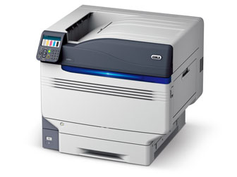 OKIled页式A3彩色打印机C911DN