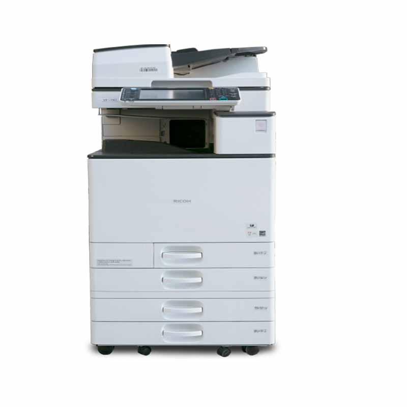 理光RICOH C5503A3多功能彩色复印网络高速打印机打印速度每分钟55页自动送稿器租赁出租