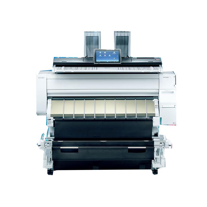 理光(Ricoh)彩色多功能工程机大幅面打印机MP CW2201SP