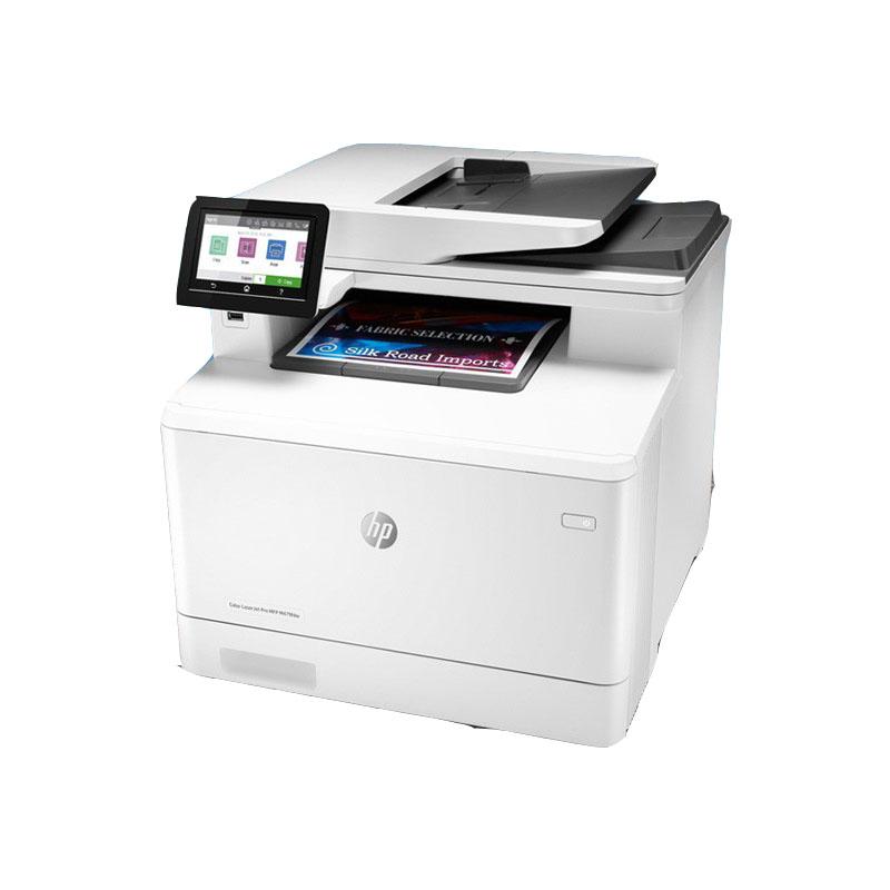 惠普(HP)479dw/fdw/fnw打印机 A4彩色激光多功能打印复印扫描一体机 商用办公网络 479fdw(四合一+双打双复双扫+输稿器)
