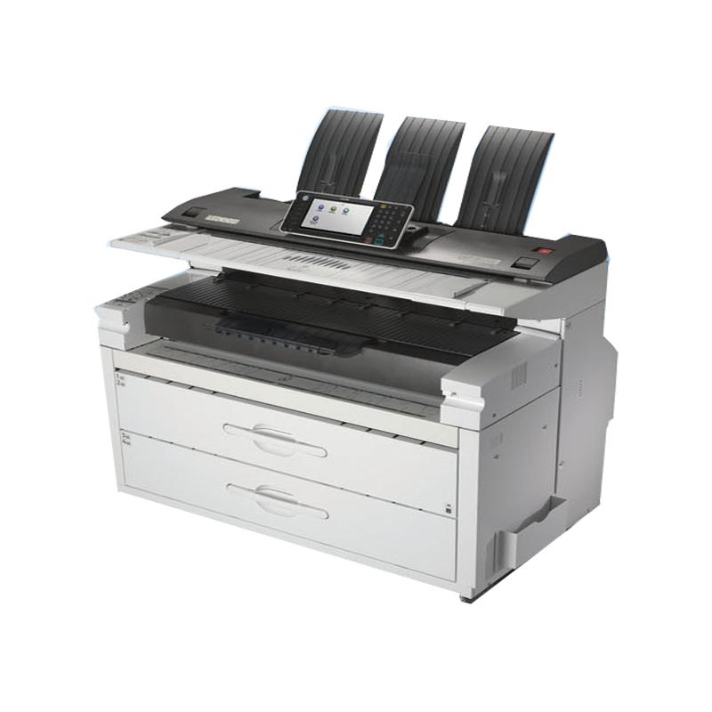 理光黑白打印工程机RICOHMP7100SP