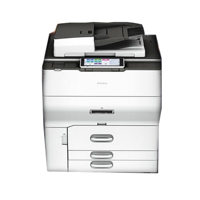 理光(Ricoh)IMC8000复印机打印机彩色数码多功能一体机A3A4彩色复印打印机扫描 主机+输稿器
